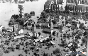 Győr-Révfalu 1954. július 20. után...
