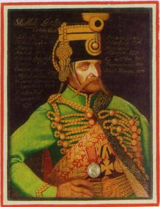 Skultety Laszló zászlós (Somogyi Győző festménye)
