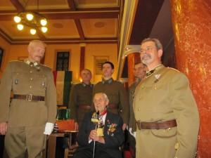 Nagy Kálmán, magyar királyi huszárkapitány, nyugalmazott huszárezredes 2010. szeptember 21-én hunyt el