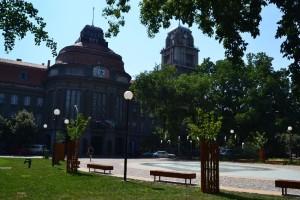 A zentai Városháza