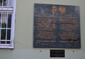 A lengyel nemzet köszönetnyilvánítása