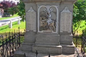 Az 1907-es Emlék kereszt