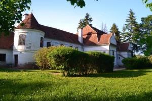 A reneszánsz eredetű Dániel-kastély