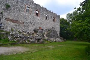 A várat az 1960-as években újították fel. Eddig bírták a falak?