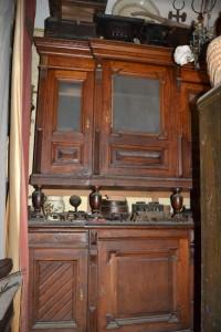 Ez a szekrény a Törley-család csantavéri hajlékából való