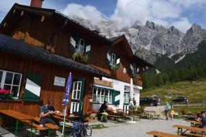 Az Erichhütte szép forgalmat bonyolított le