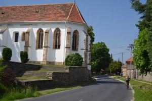 A zalaszántói gótikus templom