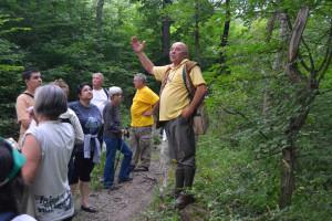 Szuromi László az erdőművelésről mesél