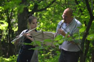 Égerházy Réka és Szokolay Dongó Balázs játszik