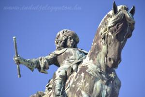 Jenő herceg a hadvezéri pálcával