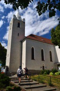 A csallóközkürti Szent István vértanú-templom. Félrevezetett... vagy mégsem?