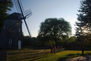 A Gardiner Farm szélmalma East Hampton-ben
