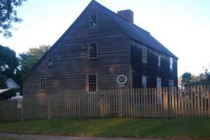 A több mint 300 éves Mulford-ház