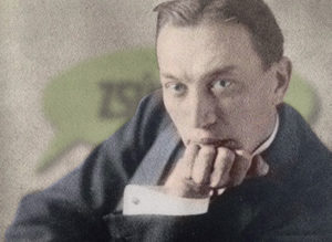 Az ifjú Gulácsy Lajos
