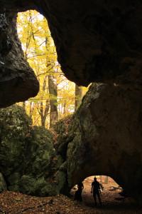 A Kőrös-bérci barlang Magyarország legmagasabban fekvő természetes ürege