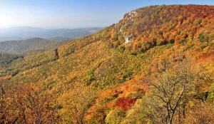 A Tar-kő csodálatos őszi színekben