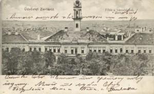 A régi Városháza (internet)