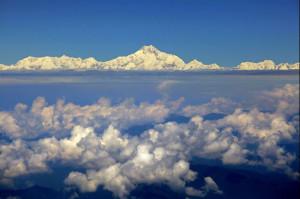 Valóban a világ teteje... (Forrás: internet)